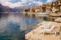 Holiday apartment 1713518 for 6 persons in Perast
