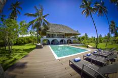 Holiday home 1714735 for 12 persons in Matemwe