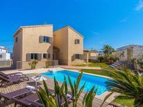 Maison de vacances 1715022 pour 8 personnes , Alcúdia