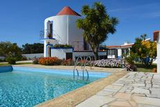 Holiday home 1715598 for 6 persons in Cercal do Alentejo