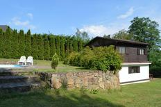 Holiday home 1715874 for 6 persons in Cervena nad Vltavou