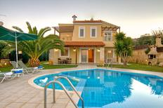 Holiday home 1716734 for 6 persons in Rethymnon