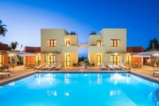 Holiday home 1716762 for 18 persons in Pirgos Psilonerou