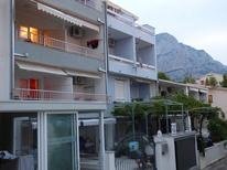 Holiday apartment 1717000 for 4 persons in Baska Voda