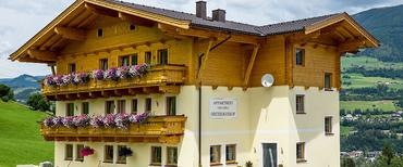 Holiday apartment 1721630 for 12 persons in Mittersill
