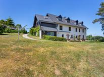 Holiday home 1723471 for 4 persons in Plütscheid