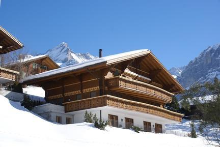 Für 10 Personen: Hübsches Apartment / Ferienwohnung in der Region Grindelwald