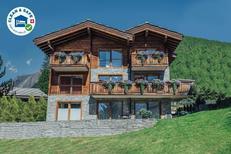 Ferienwohnung 1724285 für 6 Personen in Zermatt