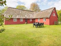 Mieszkanie wakacyjne 1724605 dla 6 osób w Østerby