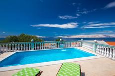 Holiday apartment 1726241 for 2 persons in Senj