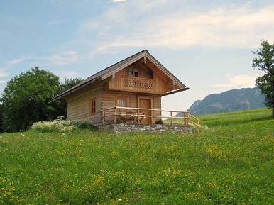 Gemütliches Ferienhaus : Region Wolfgangsee für 4 Personen