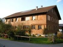 Holiday apartment 1727761 for 9 adults + 1 child in Andelsbuch