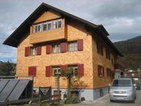 Appartement 1727855 voor 4 personen in Bezau