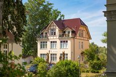 Holiday apartment 1729595 for 5 adults + 1 child in Ostseebad Heringsdorf