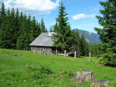 Gemütliches Ferienhaus : Region Salzkammergut für 10 Personen