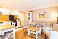 Appartement 1730188 voor 3 personen in Oostzeebad Heringsdorf