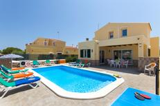 Holiday home 1730504 for 8 persons in Cala'n Bosch