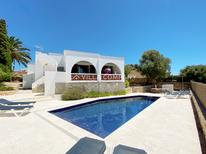 Holiday home 1732419 for 6 persons in Cala en Porter