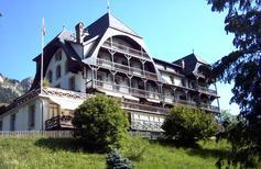 Apartamento 1732607 para 6 personas en Château-d'Oex