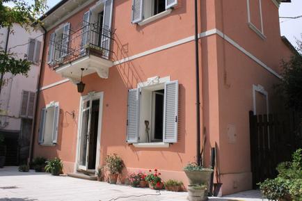 Gemütliches Ferienhaus : Region Rimini für 6 Personen