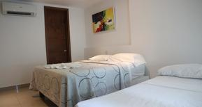 Holiday apartment 1734844 for 7 persons in Cartagena
