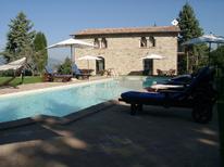 Appartement 1737151 voor 7 personen in Ramazzano-Le Pulci