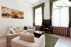 Holiday apartment 1737155 for 5 persons in Budapest-Bezirk 6 – Terézváros