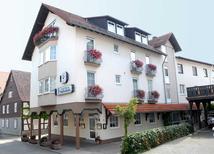 Zimmer 1738692 für 1 Person in Bad König