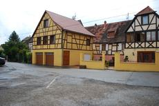 Vakantiehuis 1738941 voor 5 personen in Wintzenheim