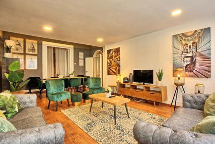 Für 14 Personen: Hübsches Apartment / Ferienwohnung in der Region Costa de Lisboa