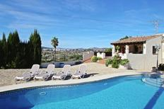 Holiday home 1739909 for 7 persons in Benissa