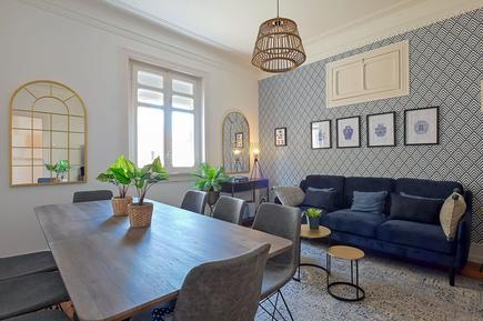 Für 11 Personen: Hübsches Apartment / Ferienwohnung in der Region Costa de Lisboa