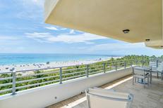 Studio 1740932 for 6 persons in Miami Beach