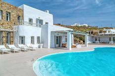 Ferienwohnung 1741048 für 12 Personen in Mykonos
