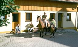 Mieszkanie wakacyjne 1741307 dla 4 osoby w Haisterbach