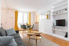 Holiday apartment 1741585 for 4 persons in Paris-la Bourse-2e