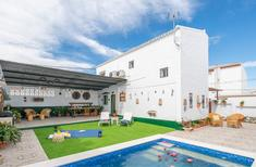Holiday home 1745029 for 10 persons in Pizarra