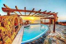 Casa de vacaciones 1745043 para 10 adultos + 2 niños en Saronida