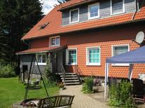 Holiday apartment 1746132 for 2 adults + 2 children in Clausthal-Zellerfeld