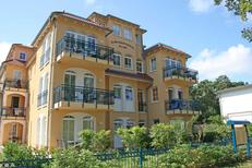 Holiday apartment 1747015 for 2 adults + 1 child in Ostseebad Baabe