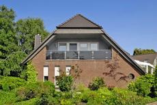 Rekreační byt 1751691 pro 3 dospělí + 1 dítě v Esens