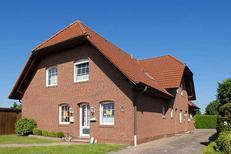 Rekreační dům 1751693 pro 3 dospělí + 1 dítě v Esens