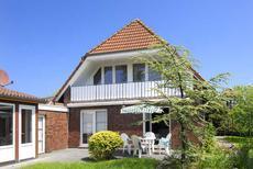 Apartamento 1755933 para 4 adultos + 1 niño en Werdum