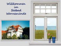 Holiday apartment 1756724 for 4 persons in Warnemünde