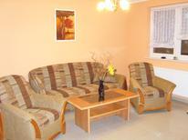Mieszkanie wakacyjne 1759867 dla 6 osób w Güstrow OT Klueß