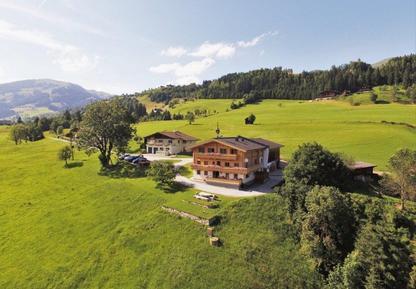 Gemütliches Ferienhaus : Region Salzburger Land für 22 Personen