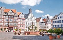 Appartement 1760262 voor 2 personen in Butzbach
