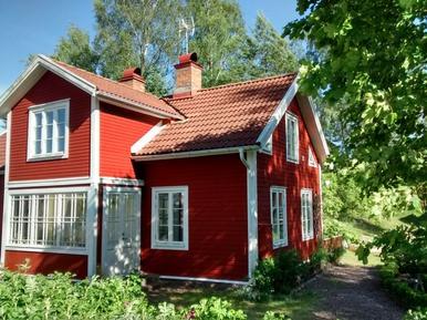 Gemütliches Ferienhaus : Region Lönneberga für 10 Personen