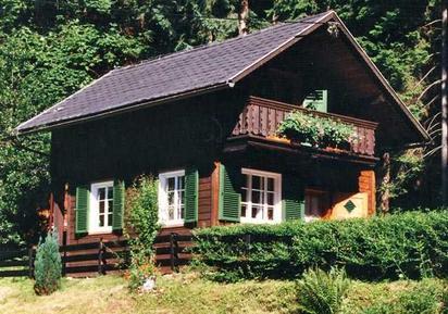 Gemütliches Ferienhaus : Region Salzkammergut für 3 Personen