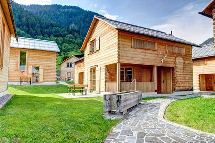 Gemütliches Ferienhaus : Region Vorarlberg für 6 Personen